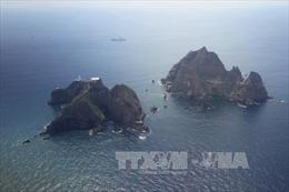 Hàn Quốc phản đối Nhật Bản đưa quần đảo tranh chấp vào sách giáo khoa