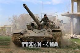 Syria: 30 đối tượng đánh bom liều chết bị bắt tại Đông Ghouta