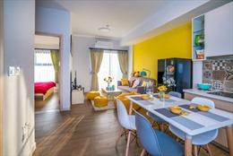 Chiêm ngưỡng căn hộ 'vạn người mê' từng khiến khách xếp hàng thâu đêm mua nhà