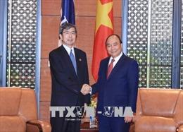Hội nghị GMS6 - CLV10: Thủ tướng Nguyễn Xuân Phúc tiếp Chủ tịch Ngân hàng ADB