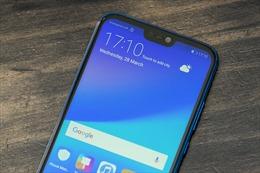 Hàng loạt smartphone màn hình 'tai thỏ' có mức giá tầm trung vừa ra mắt