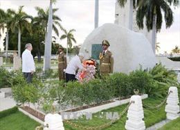 Hoạt động của Tổng Bí thư Nguyễn Phú Trọng tại Santiago De Cuba