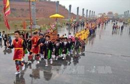 Vĩnh Phúc: Khai mạc Lễ hội Tây Thiên 2018