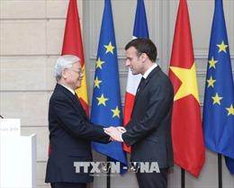 Xung lực mới cho quan hệ Việt Nam - Pháp, Việt Nam - Cuba