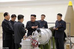 Nhật Bản cảnh báo Triều Tiên chuẩn bị thử hạt nhân