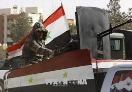 Quân đội Syria tuyên bố giải phóng hoàn toàn Đông Ghouta