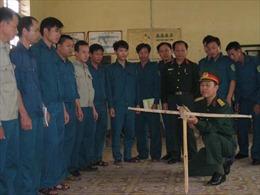Thông tin về việc xét tuyển Đại học quân sự của Học viện Biên phòng và Trường Sĩ quan Pháo binh