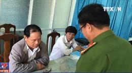 Cán bộ địa chính thông đồng với 'cò' để làm giả hồ sơ cho hơn 500m2 đất