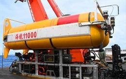 Tàu lặn không người lái của Trung Quốc vượt qua cuộc thử nghiệm 2.000m