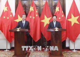 Việt Nam mong muốn phát triển quan hệ đối tác hợp tác chiến lược toàn diện với Trung Quốc