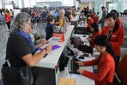 Jetstar Pacific chưa điều chỉnh tăng phí vé máy bay