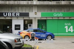 Malaysia giám sát thương vụ giữa Grab và Uber