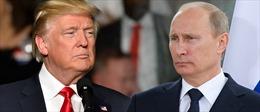 Tổng thống Trump đề xuất tổ chức Hội nghị Thượng đỉnh Mỹ-Nga tại Nhà Trắng