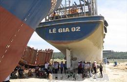 Thương lượng lần cuối vào ngày 3 - 4/4 về bồi thường vỏ tàu thép bị hư hỏng tại Bình Định