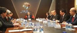 Đoàn công tác Bộ Kế hoạch và Đầu tư và Ủy ban Pháp luật Quốc hội thăm và làm việc tại Thổ Nhĩ Kỳ
