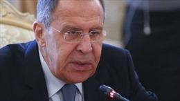 Ngoại trưởng Nga tố cáo nhiều nước mù quáng trong vụ điệp viên Skripal