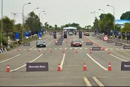 Học viện Lái xe An toàn Mercedes-Benz (MBDA) lần thứ 15
