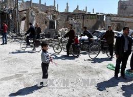 Tạo động lực cho tiến trình hòa bình Syria