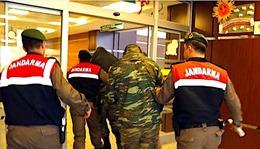Athens yêu cầu Thổ Nhĩ Kỳ thả 2 binh lính Hy Lạp