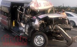 Tai nạn liên hoàn trên cao tốc TP Hồ Chí Minh - Long Thành - Dầu Giây: Một nạn nhân bị chấn thương sọ não