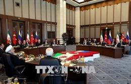 Khai mạc Hội nghị thượng đỉnh 3 bên Nga - Thổ Nhĩ Kỳ - Iran bàn về Syria
