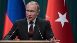 Không phải lời xin lỗi, đây mới là điều Tổng thống Putin muốn từ Anh