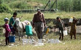Hàng trăm người Iraq nhập viện do nguồn nước nhiễm khuẩn