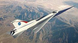 NASA bắt tay Lockheed Martin chế tạo máy bay siêu thanh 'không tiếng ồn'