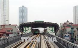 Đẩy nhanh tiến độ để hoàn thành các ga đường sắt dự án Cát Linh - Hà Đông trong tháng 6