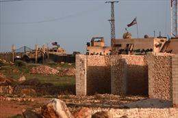 Xuất hiện hình ảnh căn cứ quân sự mới của Mỹ tại Syria