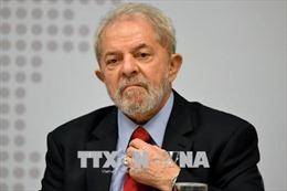 Dư luận phản ứng sau lệnh bắt cựu Tổng thống Brazil Lula da Silva