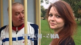 Mỹ sẽ áp đặt trừng phạt Nga vì vụ đầu độc cựu điệp viên Sergei Skripal