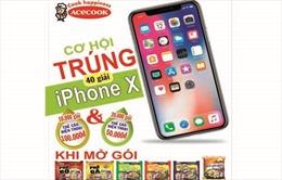 Acecook Việt Nam khuyến mãi