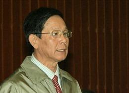 Hoàn tất cáo trạng truy tố nguyên Tổng cục trưởng Tổng cục cảnh sát Phan Văn Vĩnh