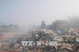 Người dân Đắk Lắk bức xúc vì ô nhiễm từ bãi rác