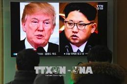 Mỹ đối thoại bí mật với Triều Tiên trước thềm cuộc gặp thượng đỉnh Trump-Kim