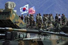 Không giảm quy mô tập trận chung, Mỹ - Hàn Quốc còn tăng cường năng lực quân sự