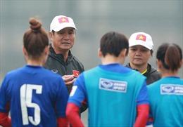 VCK Asian Cup nữ 2018: Mệnh lệnh của HLV Mai Đức Chung