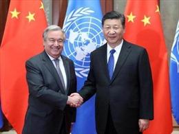 Diễn đàn châu Á Bác Ngao 2018: Lãnh đạo Trung Quốc và LHQ trao đổi về quản trị toàn cầu và các cơ chế đa phương