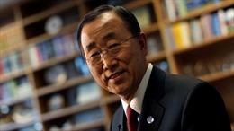 Cựu Tổng Thư ký LHQ Ban Ki-moon giữ chức Chủ tịch Diễn đàn châu Á Bác Ngao