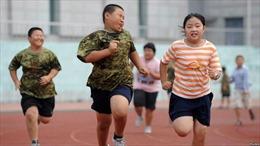 Trẻ béo phì ở khu vực châu Á - Thái Bình Dương tăng mạnh