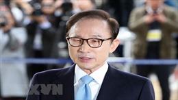 Hàn Quốc: Cựu Tổng thống Lee Myung-bak chính thức bị truy tố