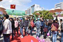 Lễ hội Việt Nam tại tỉnh Aichi thu hút hàng trăm nghìn lượt khách tham quan