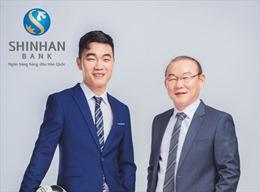 Huấn luyện viên Park Hang Seo và đội trưởng U23 Việt Nam trở thành Đại sứ Thương hiệu của Ngân hàng Shinhan
