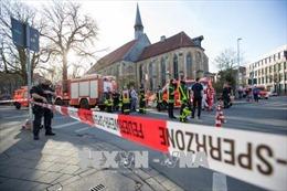 Vụ đâm xe làm 33 người thương vong tại Đức: Không có người Việt Nam bị ảnh hưởng