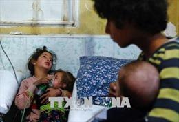 Mỹ yêu cầu Hội đồng bảo an LHQ mở điều tra về vụ tấn công hóa học tại Syria