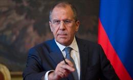 Bộ Ngoại giao Nga: Động cơ tấn công Syria là nhằm giúp lực lượng cực đoan khôi phục