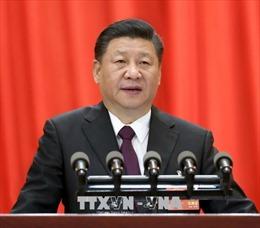 Chủ tịch Trung Quốc tiếp phái đoàn hữu nghị Triều Tiên