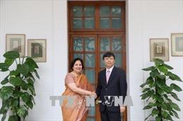 Tham khảo Chính trị lần thứ 10 và Đối thoại Chiến lược lần thứ 7 Việt Nam - Ấn Độ