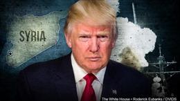 Ba kịch bản của Mỹ chống Syria